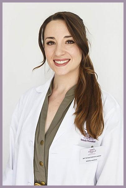 Dra María Teresa Cabrera